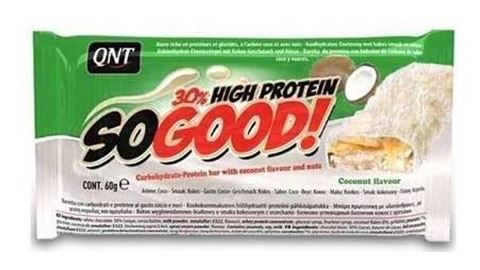 QNT So Good 30%  White Chocolate & Coconut, 60gr