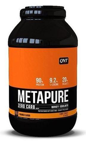 QNT Zero Carb Metapure Tiramisu, 908gr