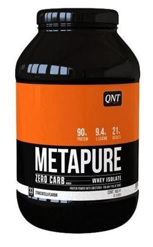 QNT Zero Carb Metapure Stracciatella, 908gr