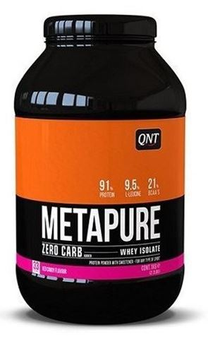 QNT Zero Carb Metapure  Red Candy, 908gr