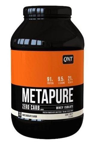 QNT Zero Carb Metapure White Chocolate, 908gr