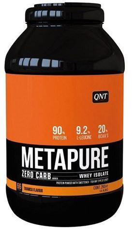 QNT Zero Carb Metapure Tiramisu, 2000gr