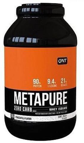 QNT Zero Carb Metapure Stracciatella, 2000gr