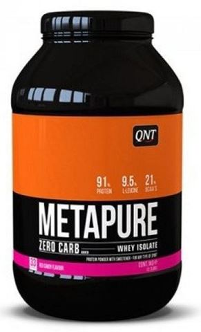 QNT Zero Carb Metapure Red Candy, 2000gr