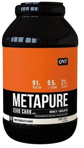 QNT Zero Carb Metapure White Chocolate, 2000gr