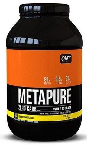 QNT Zero Carb Metapure Lemon Meringue, 2000gr