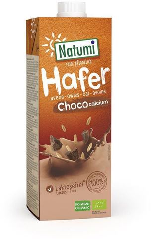 Natumi Ρόφημα Βρώμης με Σοκολάτα 1lt