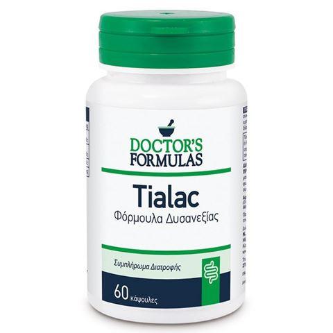 Doctor's Formulas Tialac, 60 Κάψουλες
