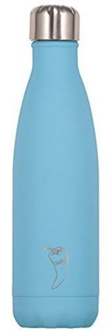 Chillys Pastel Blue Παγούρι από Ανοξείδωτο Ατσάλι 260ml