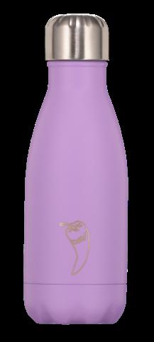 Chillys Pastel Purple Παγούρι από  Ανοξείδωτο Ατσάλι 260ml