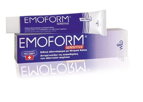 Emoform Sensitive Swiss 50gr