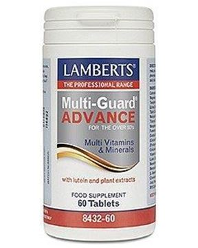 Εικόνα της Lamberts Multi-Guard Advance 60 Ταμπλέτες