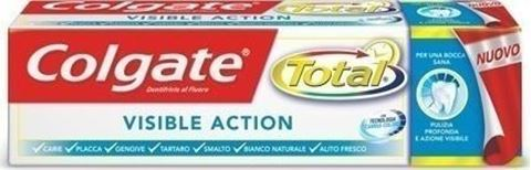 Colgate Total Visible Action 75ml