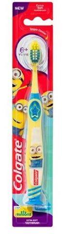 Colgate Smiles Junior Soft Παιδική Μαλακή Οδοντόβουρτσα 6+  Ετών, 1 Τεμάχιο