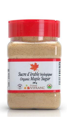 Ferme Vifranc Βιολογική Ζάχαρη Σφενδάμου – 250ml
