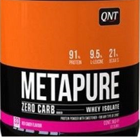 QNT Zero Carb Metapure Red Candy, 30gr