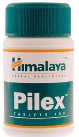 Himalaya Pilex 100 Ταμπλέτες