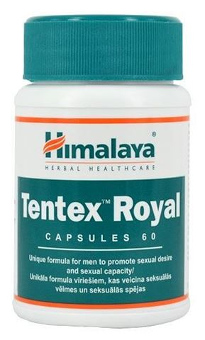 Himalaya Tentex Royal 60 Κάψουλες