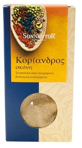 Sonnentor Κορίανδρος σε Σκόνη 40γρ