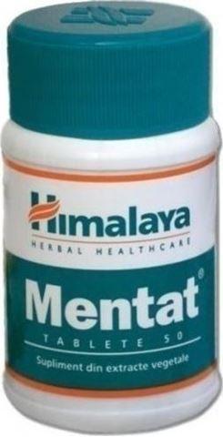 Himalaya Mentat 50 Ταμπλέτες