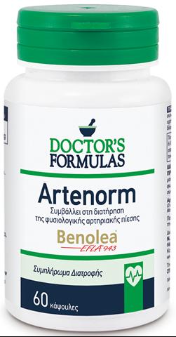 Doctor's Formulas Artenorm 60 Κάψουλες