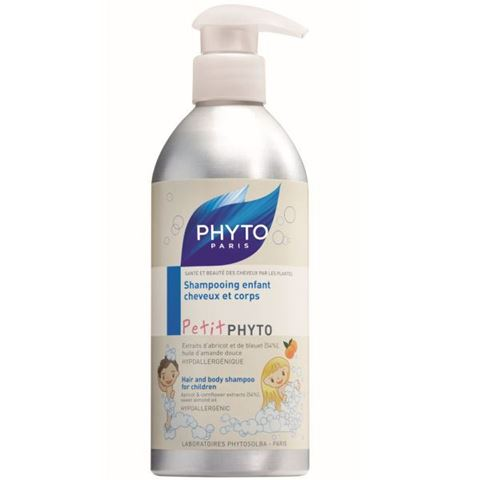 Phyto Petit Hair and Body Shampoo for Children 400ml