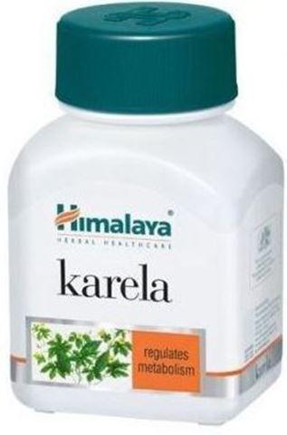Himalaya Karela (Momordica Charantia) 60 Κάψουλες