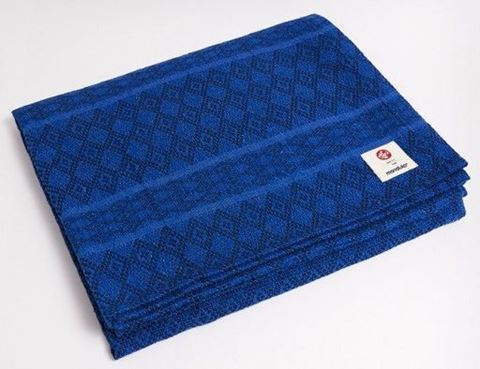 Manduka Cotton Blanket New Moon, 1 Τεμάχιο
