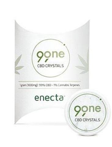 Enecta 99ONE - CBD Κρύσταλλοι 1gr