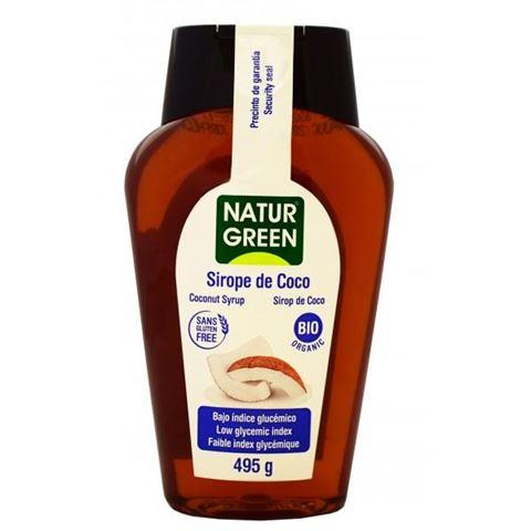Naturgreen Σιρόπι Καρύδας Βιο 495ml