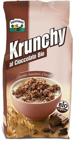 Barnhouse Μούσλι Crunchy Σοκολάτα Βιο 375gr