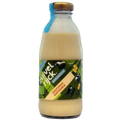 Zuivel Rijck Γάλα Εβαπορέ ΒΙΟ, 200ml, Προέλευση Ολλανδία
