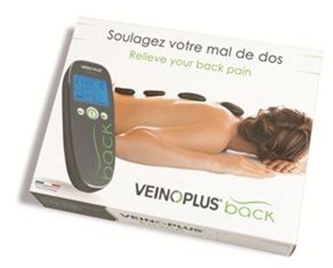 Veinoplus Back Φορητή συσκευή ηλεκτροθεραπείας για την αντιμετώπιση πόνων μέσης και αυχένα