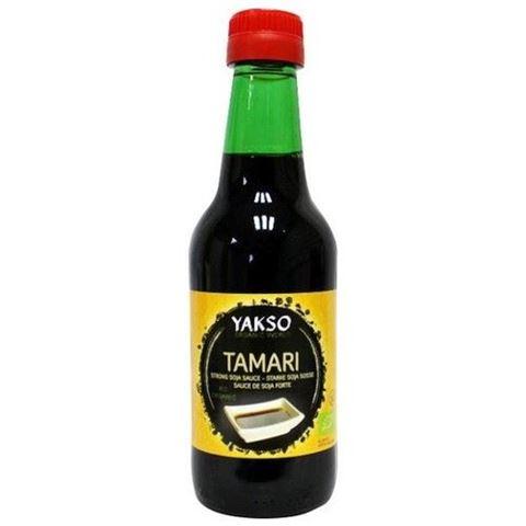 Yakso Σαλτσα Tamari 125ml Bio