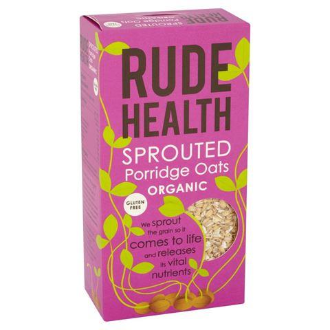 Rude Health Αλεύρι από Χυλό Φύτρα Βρώμης 500g