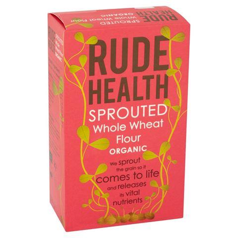 Rude Health Αλεύρι Ολικής Αλέσεως από Φύτρα 500g