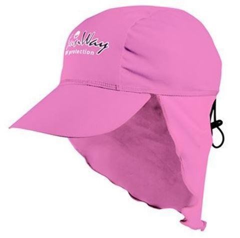 Sunway Καπέλο UV Ροζ, Baby 6-24 Months