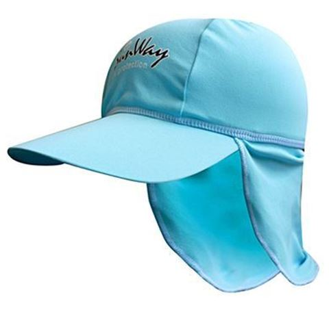 Sunway Καπέλο UV Γαλάζιο Baby 6-24 Months