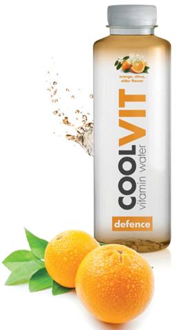 Coolvit Active Φυσικό Νερό με Βιταμίνες 500ml