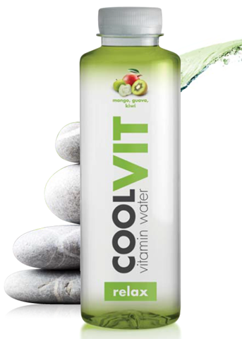Coolvit Balance Φυσικό Νερό με Βιταμίνες 500ml