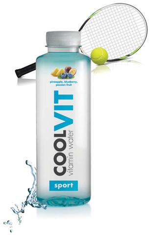 Coolvit Sport Φυσικό Νερό με Βιταμίνες 500ml