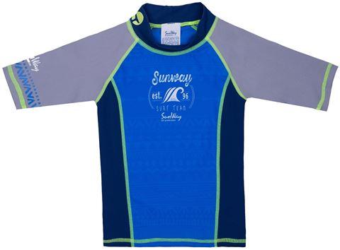 Sunway Μπλούζα UV Blue Surf Team, Μέγεθος 8