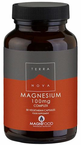 Terranova Magnesium Complex 50 Κάψουλες