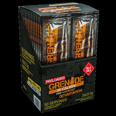 Grenade .50 Calibre Killa Cola 25X23,2γρ