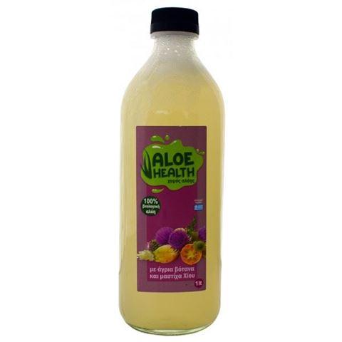 Όλα Βίο Φυσικός Χυμός Aloe Vera με Μαστίχα 1000ml