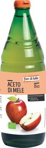 Fior Di Loto Μηλόξυδο BIO 750ML