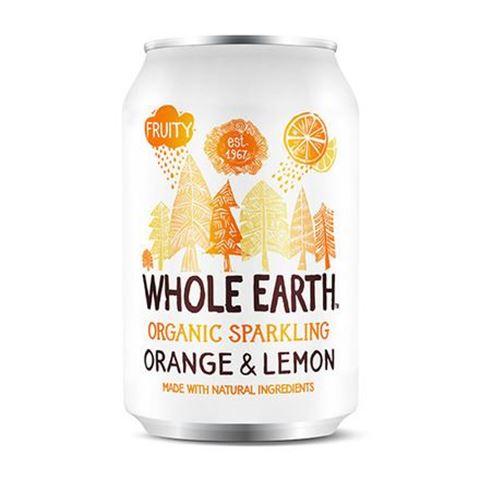 Whole Earth Αναψυκτικό Πορτοκαλο-λεμονάδα 330ml
