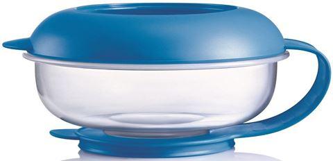 MAM Snack Box, Μπωλάκι για Snack, Μπλε, 529