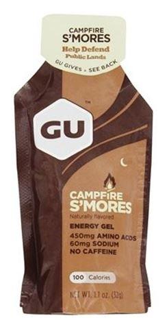 Ενεργειακό gel GU - Γεύση Campfire S'Mores- χωρίς καφεΐνη 32gr