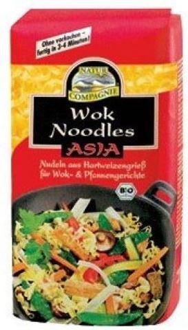 Natur Compagnie Wok noodles Asia ΒΙΟ 250gr